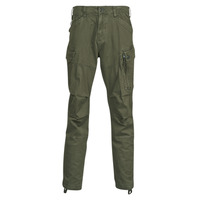 Clothing Men Cargo trousers G-Star Raw ROXIC STRAIGHT TAPERED CARGO PANT Asphalt / Gd