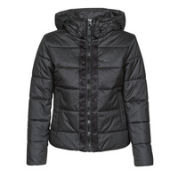 Clothing Women Duffel coats G-Star Raw MEEFIC HDD PDD JACKET WMN Dk /  black