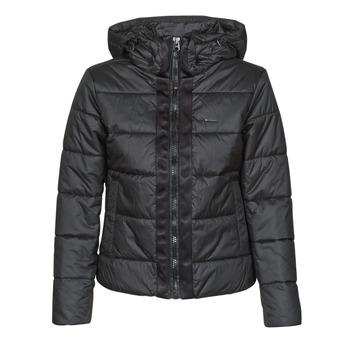 Clothing Women Duffel coats G-Star Raw MEEFIC HDD PDD JACKET WMN Dk /  black
