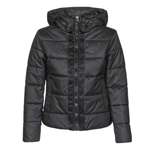 Clothing Women Duffel coats G-Star Raw MEEFIC HDD PDD JACKET WMN Black