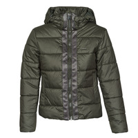 Clothing Women Duffel coats G-Star Raw MEEFIC HDD PDD JACKET WMN Kaki
