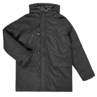 Clothing Boy Duffel coats Guess L0BL08-WDEH0-JBLK Black