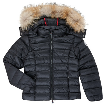 Clothing Girl Duffel coats JOTT OPALE Black