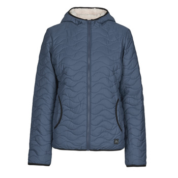 Clothing Women Duffel coats Rip Curl ANTI-SERIES ANOETA II JKT Blue