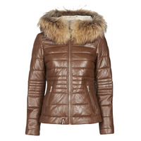 Clothing Women Duffel coats Oakwood JELLY Cognac