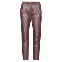 Clothing Women 5-pocket trousers Oakwood GIFT Bordeaux