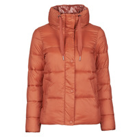 Clothing Women Duffel coats S.Oliver 05-008-51 Orange / Dark