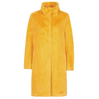 Clothing Women Coats S.Oliver 05-009-52 Yellow