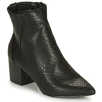 Shoes Women Ankle boots Spot on F51139 Black