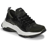 Shoes Women Low top trainers Steve Madden AJAX Kaki