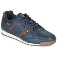 Shoes Men Low top trainers Umbro IVERY Blue / Brown
