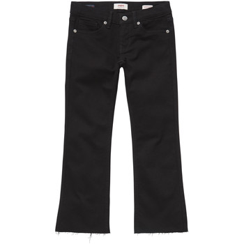 Clothing Girl Bootcut jeans Pepe jeans KICKI FLARE Black
