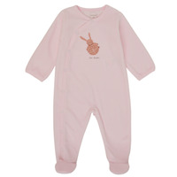 Clothing Girl Sleepsuits Absorba 9R54003-40 Pink