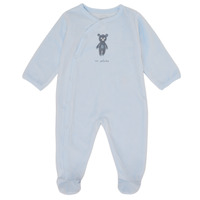 Clothing Boy Sleepsuits Absorba 9R54003-41 Blue