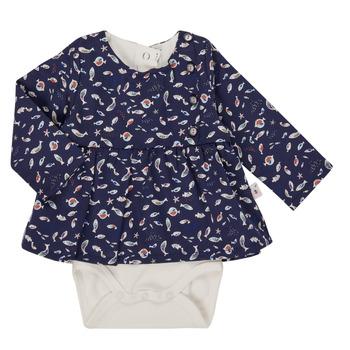 Clothing Girl Tops / Blouses Absorba 9R60002-04-B Marine