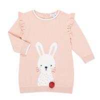 Clothing Girl Short Dresses Absorba 9R30092-312-B Pink
