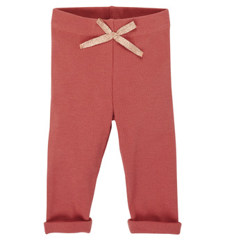 Clothing Girl Leggings Absorba 9R24002-35-B Pink