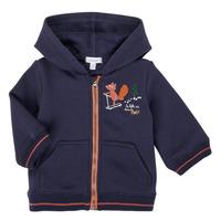 Clothing Boy Sweaters Absorba 9R17092-04-B Blue