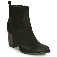 Shoes Women Ankle boots Sweet Lemon IDIA Black