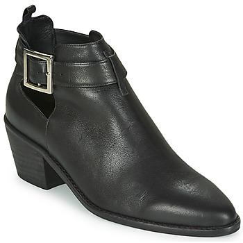 Shoes Women Ankle boots Castaner GIGI Black