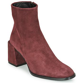 Shoes Women Ankle boots Castaner IRIS Bordeaux