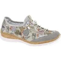 Shoes Women Low top trainers Rieker Rita Womens Sports Shoes Multicolour
