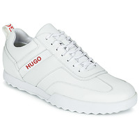 Shoes Men Low top trainers HUGO MATRIX LOWP NA White