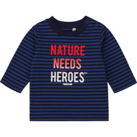 Clothing Boy Long sleeved tee-shirts Timberland T95892 Multicolour