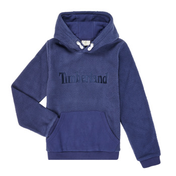 Clothing Boy Sweaters Timberland T25R43 Blue