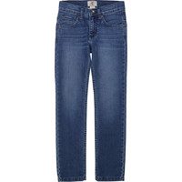 Clothing Boy Slim jeans Timberland T24B15 Blue