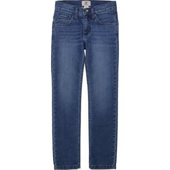 Clothing Boy Slim jeans Timberland T24B15 Blue