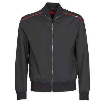 Clothing Men Jackets HUGO BRUCE2031 Black