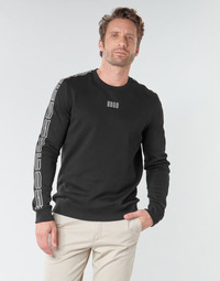 Clothing Men Sweaters HUGO DOBY203 Black
