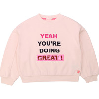 Clothing Girl sweaters Billieblush / Billybandit U15781 Pink
