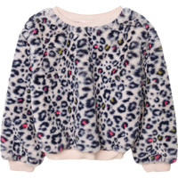 Clothing Girl sweaters Billieblush / Billybandit U15779 Multicolour