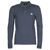 Clothing Men long-sleeved polo shirts BOSS PASSERBY Marine
