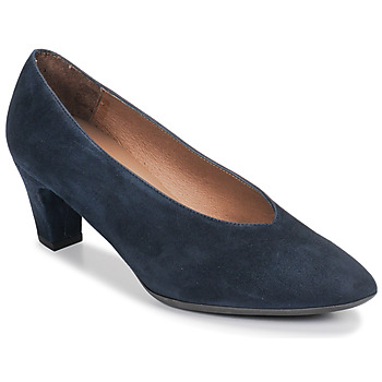 Vintage Heels, Retro Heels, Pumps, Shoes Wonders  I8401-ANTE-NOCHE  womens Court Shoes in Blue £99.99 AT vintagedancer.com