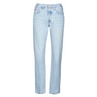 Clothing Women Boyfriend jeans Levi's 501 CROP Luxor