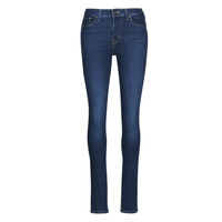 Clothing Women Skinny jeans Levi's 721 HIGH RISE SKINNY Blue
