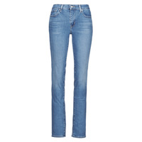 Clothing Women Slim jeans Levi's 712 SLIM Blue
