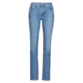 Clothing Women Slim jeans Levi's 712 SLIM Rio / Love