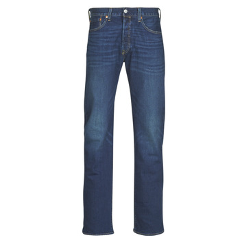 Clothing Men straight jeans Levi's 501 Levi's ORIGINAL FIT Blue