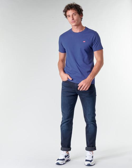 Clothing Men Straight jeans Levi's 502 REGULAR TAPER Blue