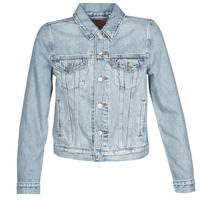 Clothing Women Denim jackets Levi's ORIGINAL TRUCKER All / Mine
