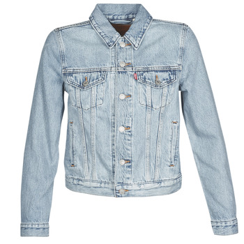 Clothing Women Denim jackets Levi's ORIGINAL TRUCKER All