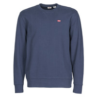Clothing Men Sweaters Levi's NEW ORIGINAL CREW Blue