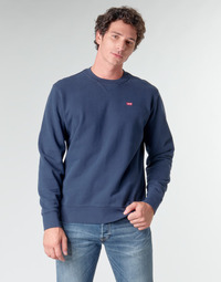 Clothing Men Sweaters Levi's NEW ORIGINAL CREW Blues