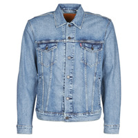 Clothing Men Denim jackets Levi's THE TRUCKER JACKET Triad / Trucker