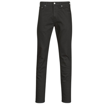 Clothing Men Slim jeans Levi's 512 SLIM TAPER Black