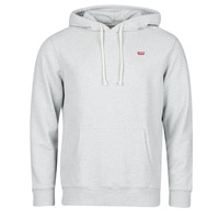 Clothing Men Sweaters Levi's NEW ORIGINAL HOODIE Granite / Heather